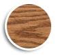 Yoder Walnut on Oak Swatch