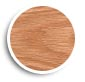Natural on Oak Swatch